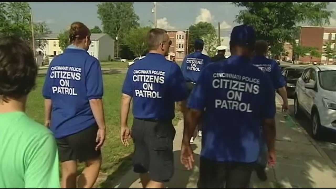 Cincinnati's God Squad aim to attend funerals of victims of violence to bring comfort to the community.
