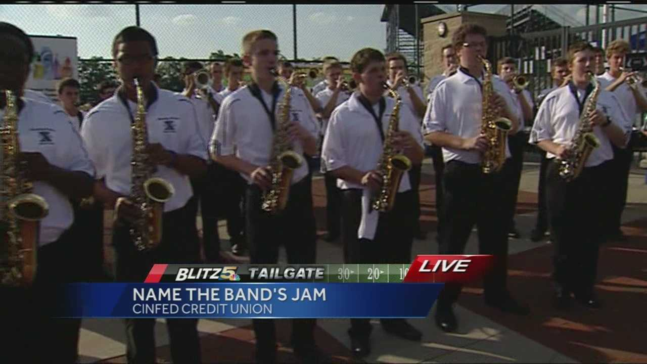 Blitz 5's Name the Band's Jam at St. Xavier High School