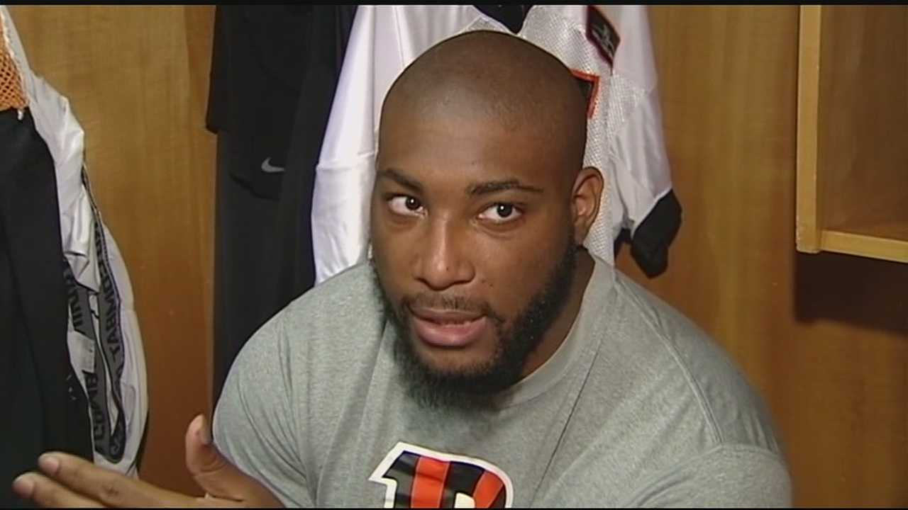 The Cincinnati Bengals are behind another heartwarming story as Devon Still's 4-year-old daughter battles stage four nueroblastoma cancer.
