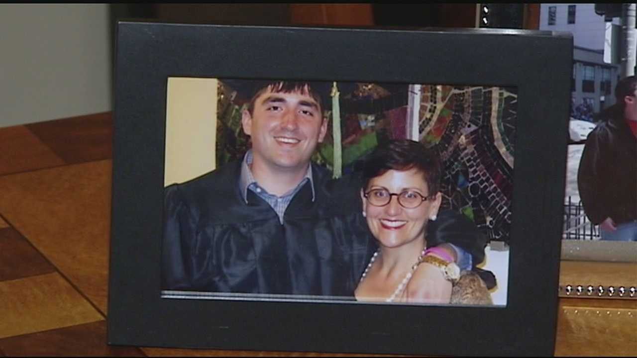 Mom says son died from fatal Adderall-alcohol mix