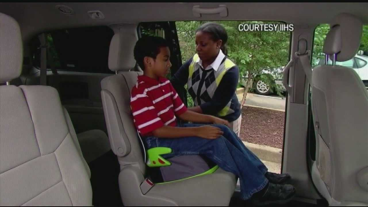 Officials said car seats can dramatically reduce childhood deaths and injuries in crashes, yet 75 percent of car seats are installed incorrectly.