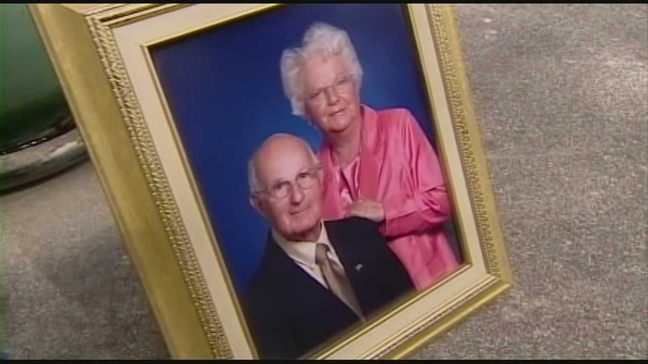 The Butler County coroner said a missing West Chester couple died after crashing their truck into the woods.