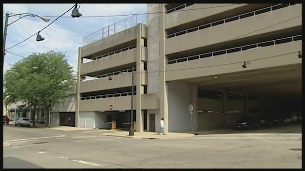 Hamilton police are warning people after another attack against a woman, in the same downtown Hamilton parking garage in a month. Police said just before 7 a.m., a man dressed in all black sneaked up behind a woman waiting for an elevator and put his hands over her mouth. The man wearing a black ski mask started pulling the victim into a stairwell on the third floor.