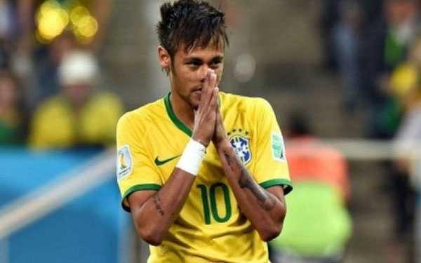 Neymar - $33.6 million