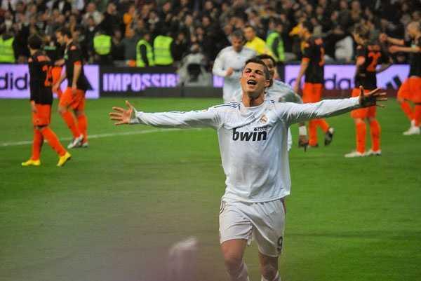 Cristiano Ronaldo - $80 million