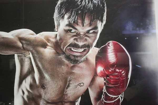 Manny Pacquiao - $41.8 million
