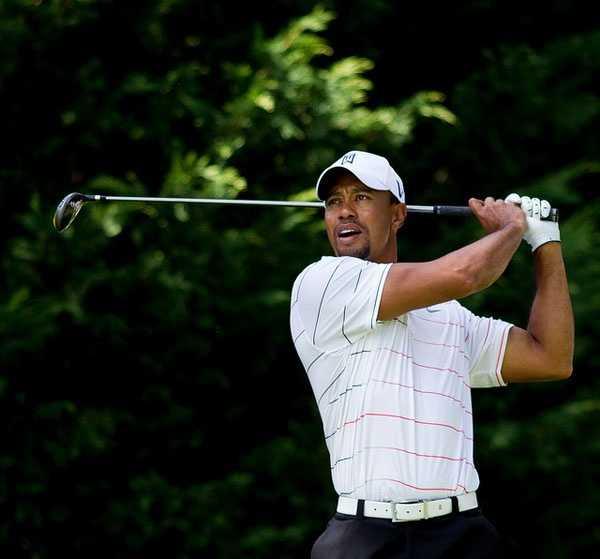 Tiger Woods - $61.2 million