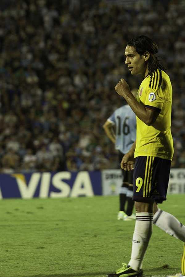 Radamel Falcao - $35.4 million
