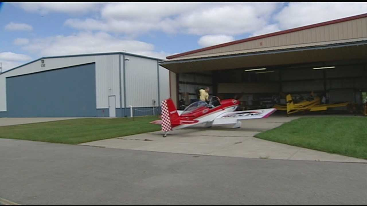 WLWT discovered that Federal Aviation Administration rules prohibit stunt pilots from performing tricks over densely populated areas.