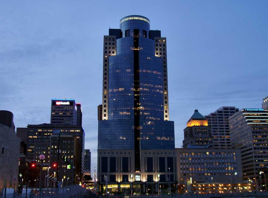 7. Cincinnati, OHPopulation: 296,204Violent Crimes: 9.75 per 1,000 residentsProperty Crimes: 61.35 per 1,000 residentsTotal Reported Crimes: 71.10 per 1,000 residents