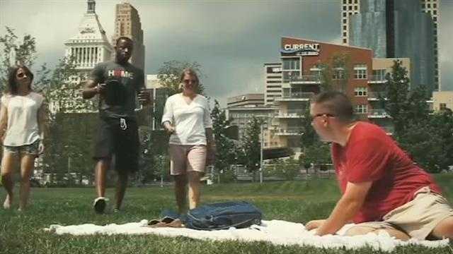 An effort to make Cincinnati friendlier to newcomers began this week.