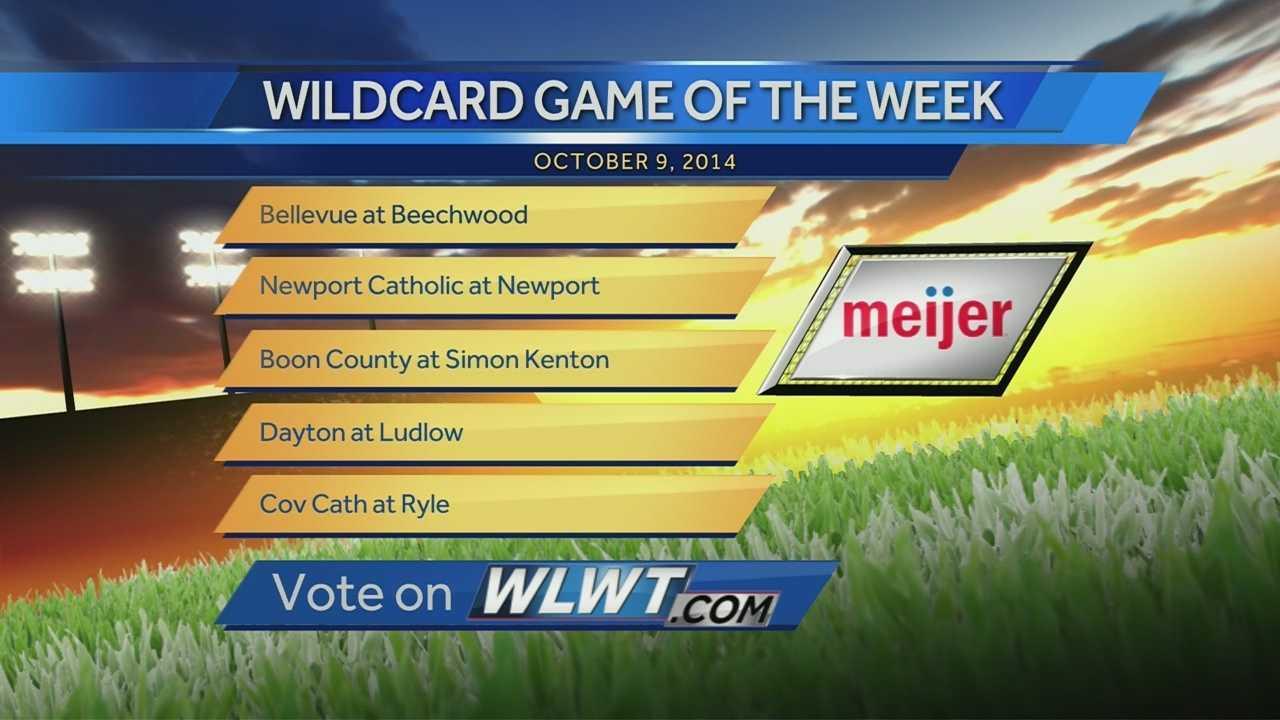 Meijer Wildcard Game of the Week