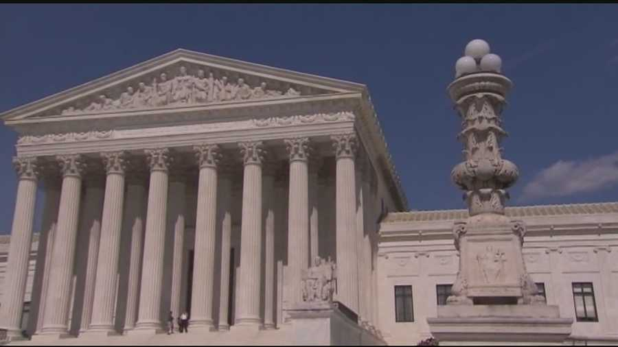Supreme Court hears historic same-sex marriage arguments