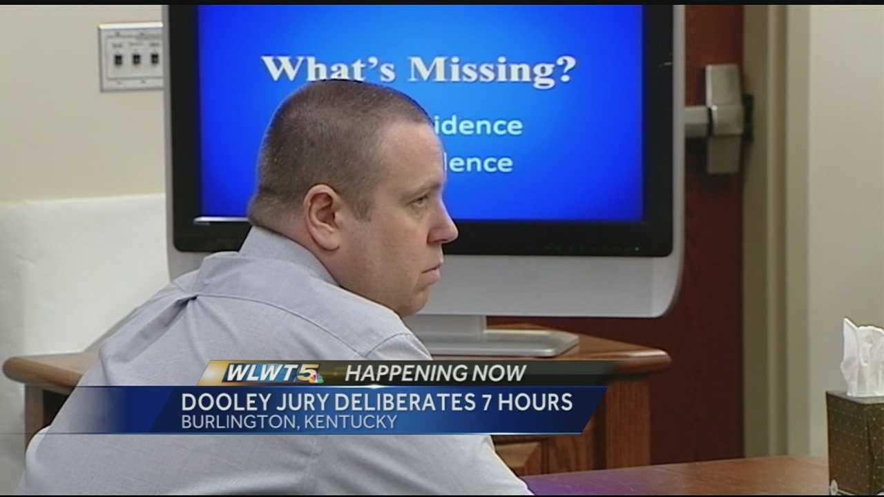 Commonwealth attorney outlined for the first time what they believe Dooley's motive was for the homicide. Dooley and his wife Janet were janitors at Thermo Fisher Scientific. They had a contract for cleaning the offices that was a flat fee of $1,200 per month but also got paid hourly for cleaning the warehouse.