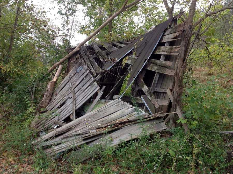 Scott County damage from here to end of slideshow