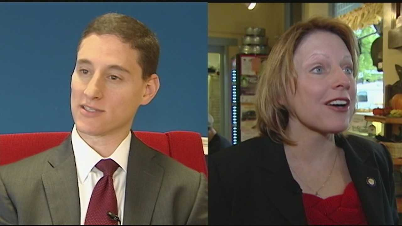 The race for the Ohio Treasurer is a highly contested battle between Republican incumbent Josh Mandel and Democrat Connie Pillich. The candidates sat down with WLWT News 5's Andrew Setters to talk about the key points of their campaigns