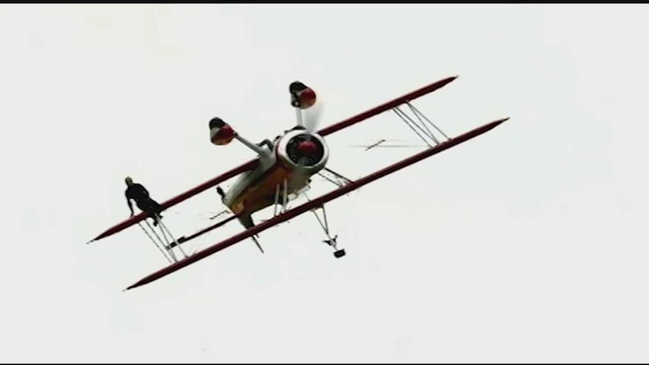 The Boeing Stearman biplane crash killed veteran wing walker Jane Wicker, 45, and pilot Charlie Schwenker, 64, both Virginia-based performers, at the Vectren Dayton Air Show on June 22, 2013.