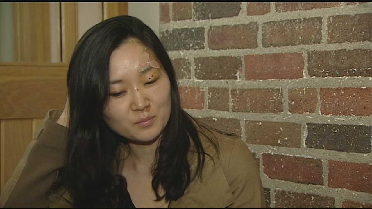 Fourth-year UC student from South Korea Kwiim Kim said that after Sunday night's attack, she was scared to walk alone.