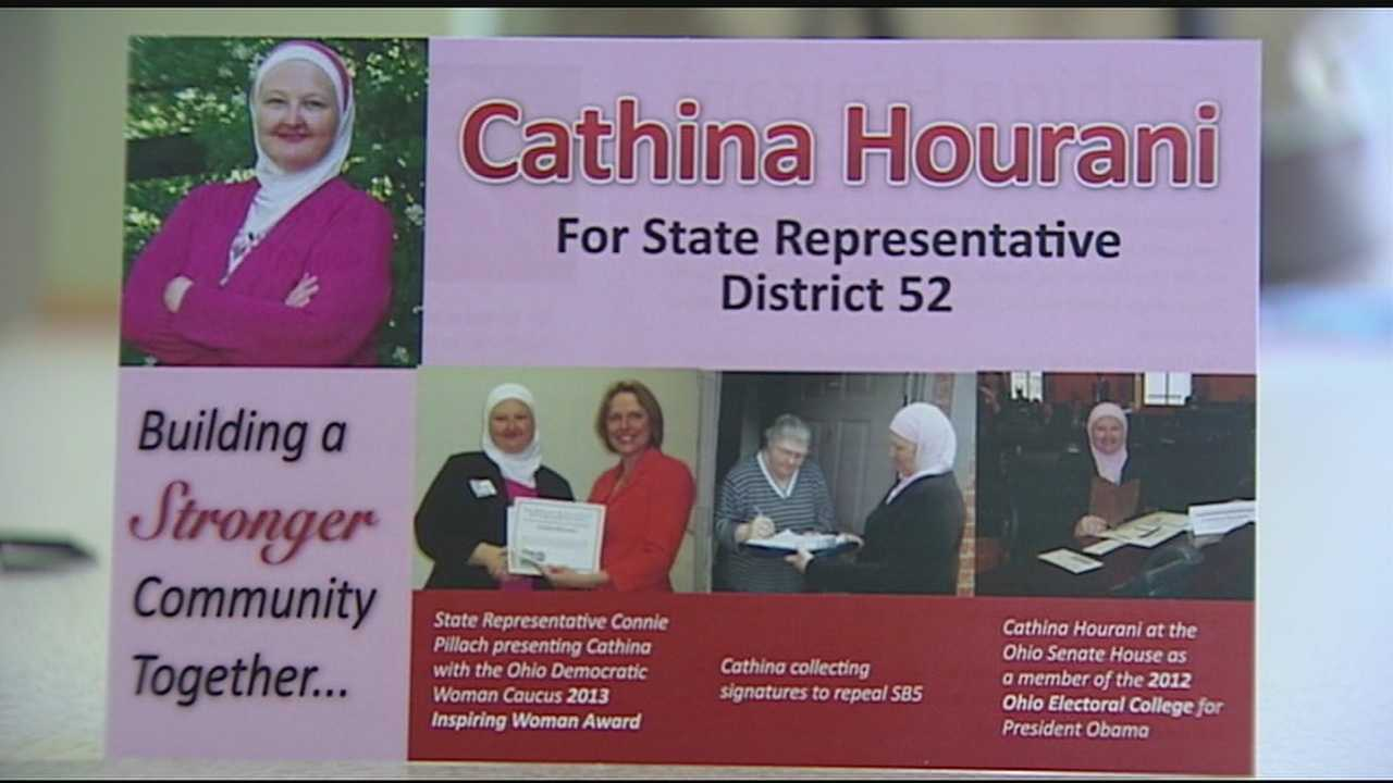 The race has a couple of pioneering candidates&#x3B; one of them is Republican Margaret Conditt, the first woman from Butler County to serve in the Ohio House. The other is Democrat Cathina Hourani, the first Muslim candidate in the entire state.