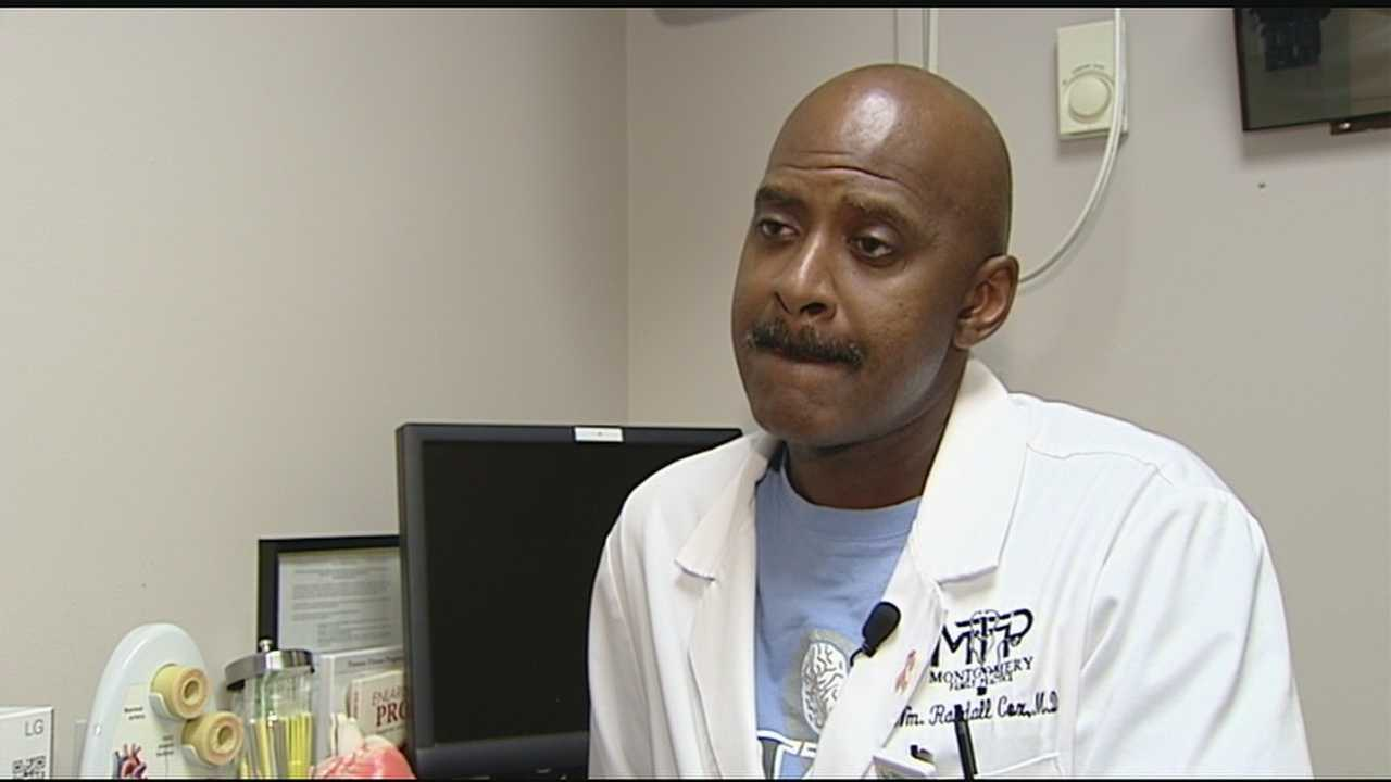 Doctor Randal Cox has filed a federal lawsuit against two local police agencies claiming they used excessive force, shocking him multiple times in December of 2012.