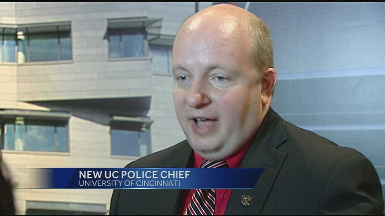 After more than a year of searching, the University of Cincinnati has found its new police chief. The job is a tall order since several students have been robbed this year.