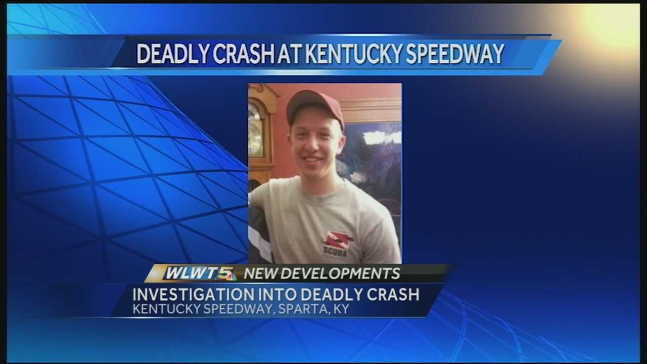 Stephen Cox, 30, was killed in September after the car crashed during his Rusty Wallace Driving Experience.