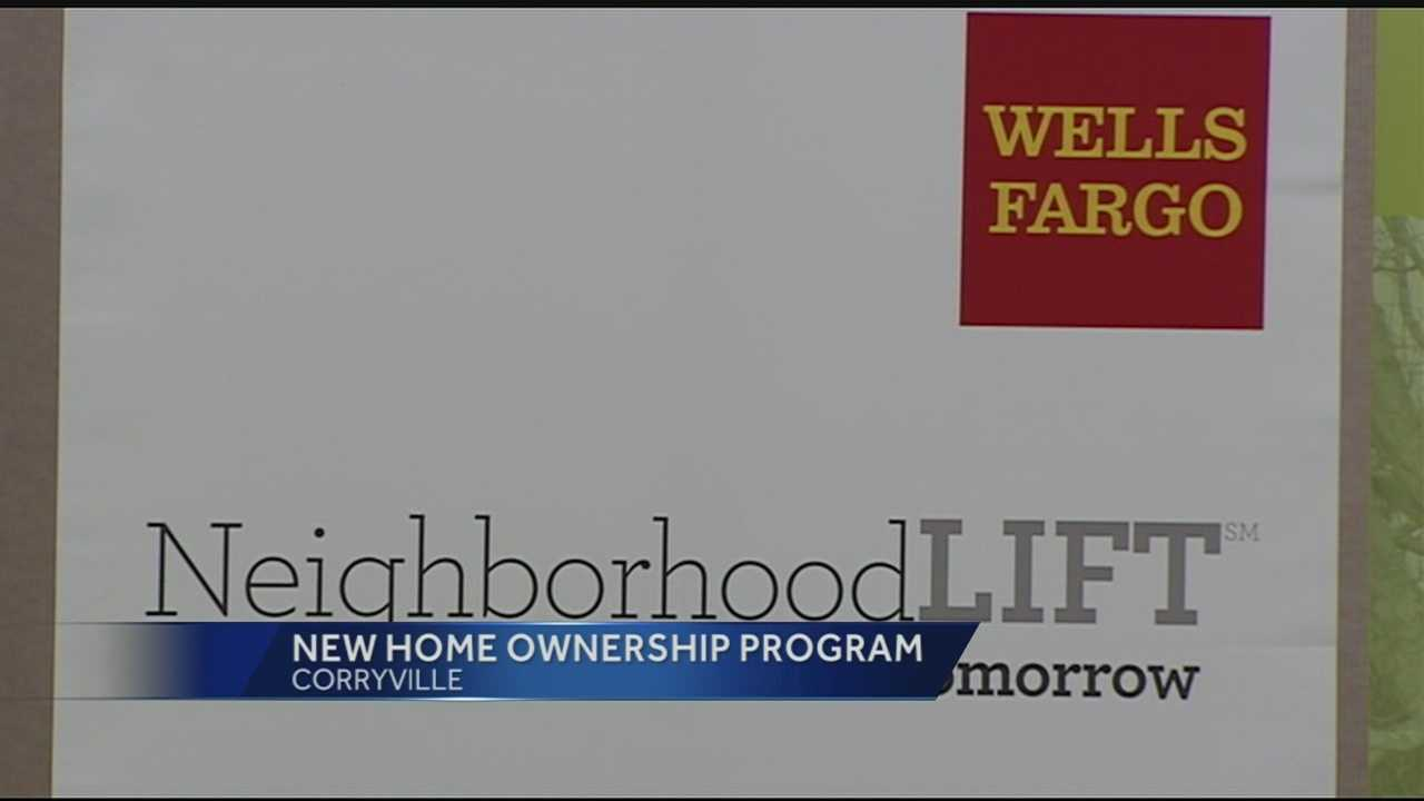 The dream of home ownership just got cheaper in Cincinnati. A new partnership was announced Monday between the city of Cincinnati and Wells Fargo. An investment program funded by Wells Fargo will provide $5.2 million to boost home ownership in the city.