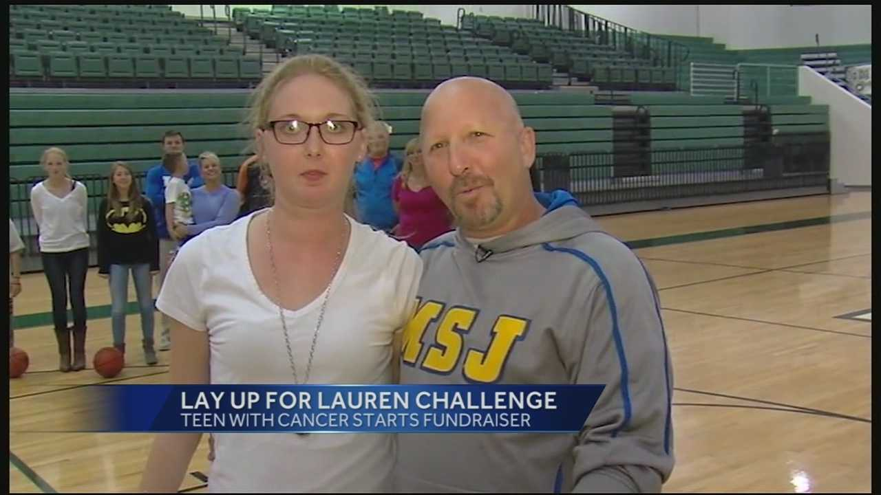 MSJ's Layup for Lauren Challenge