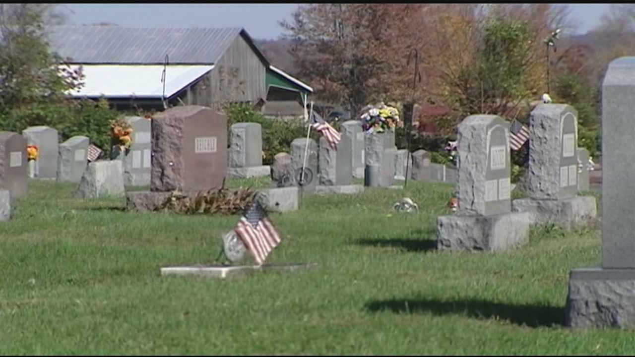 Six townships locally are asking for a levy to fund cemetery maintenance.