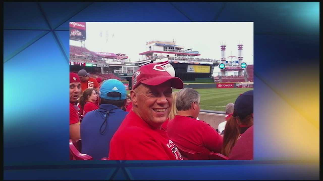 Rick Wainscott's family said he was pronounced dead at the UC Medical Center at 5:10 p.m. Thursday.