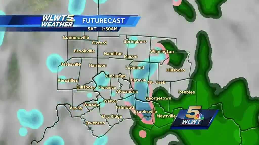 Wlwt Weather Radar My Home And Yours