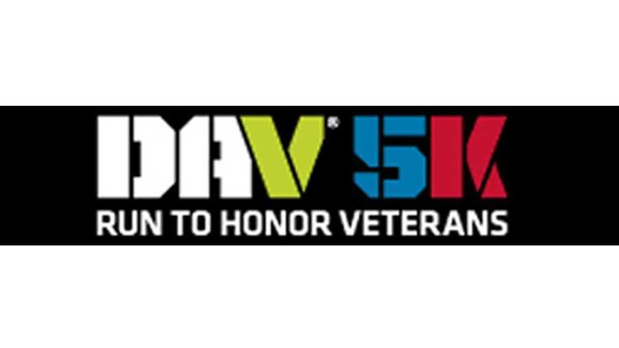 DAV 5K November 8Sawyer PointWalk, run, roll, and motorcycle ride your way through the DAV 5K. Your participation in the race helps the DAV fight for wounded veterans and their families, to ensure they are not alone on their road to recovery! Online Registration is closed, but you can still register in-person. Learn more here