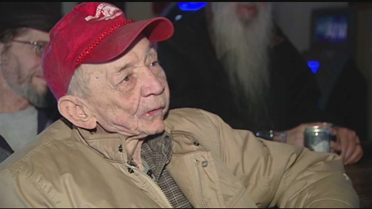 "The Middletown man who was beaten and robbed inside his home is feeling a lot better after a birthday party celebration. Elmon ""Elmo"" Booth turned 83 Saturday and his friends at Mutts Restaurant in Middletown threw him a birthday party."