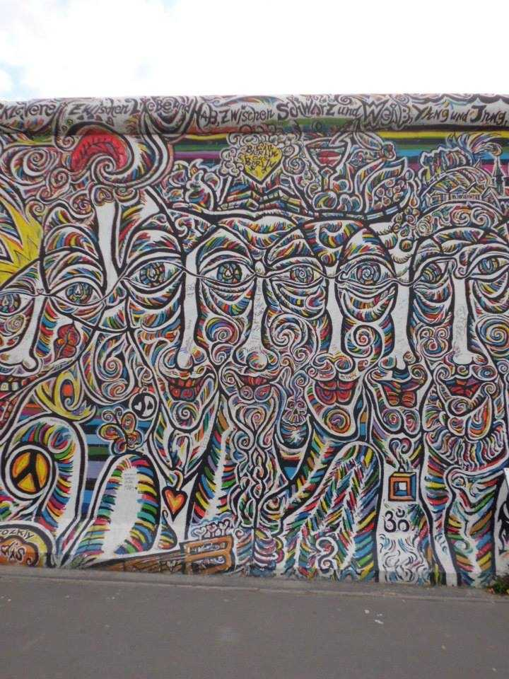 According to the East Side Gallery website, more than 3 million visitors visit the free monument each year.