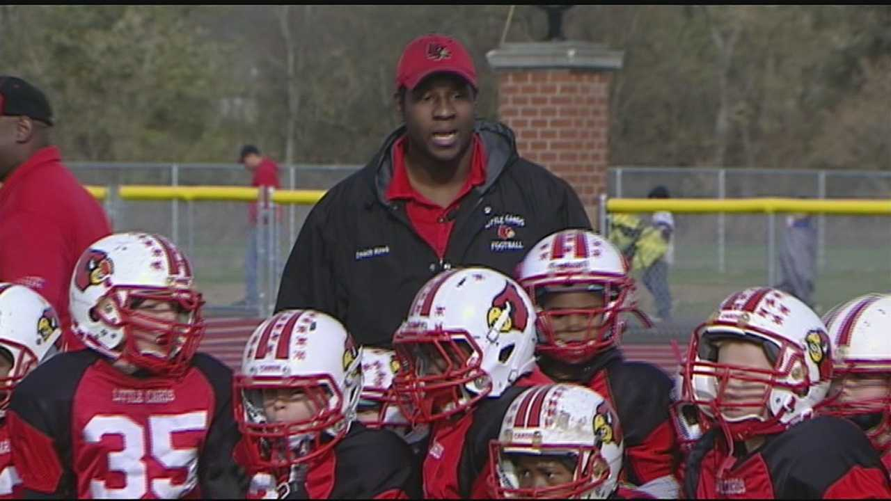 The Cardinals defeated the Harrison Wildcats, making them two-time Super Bowl champs.