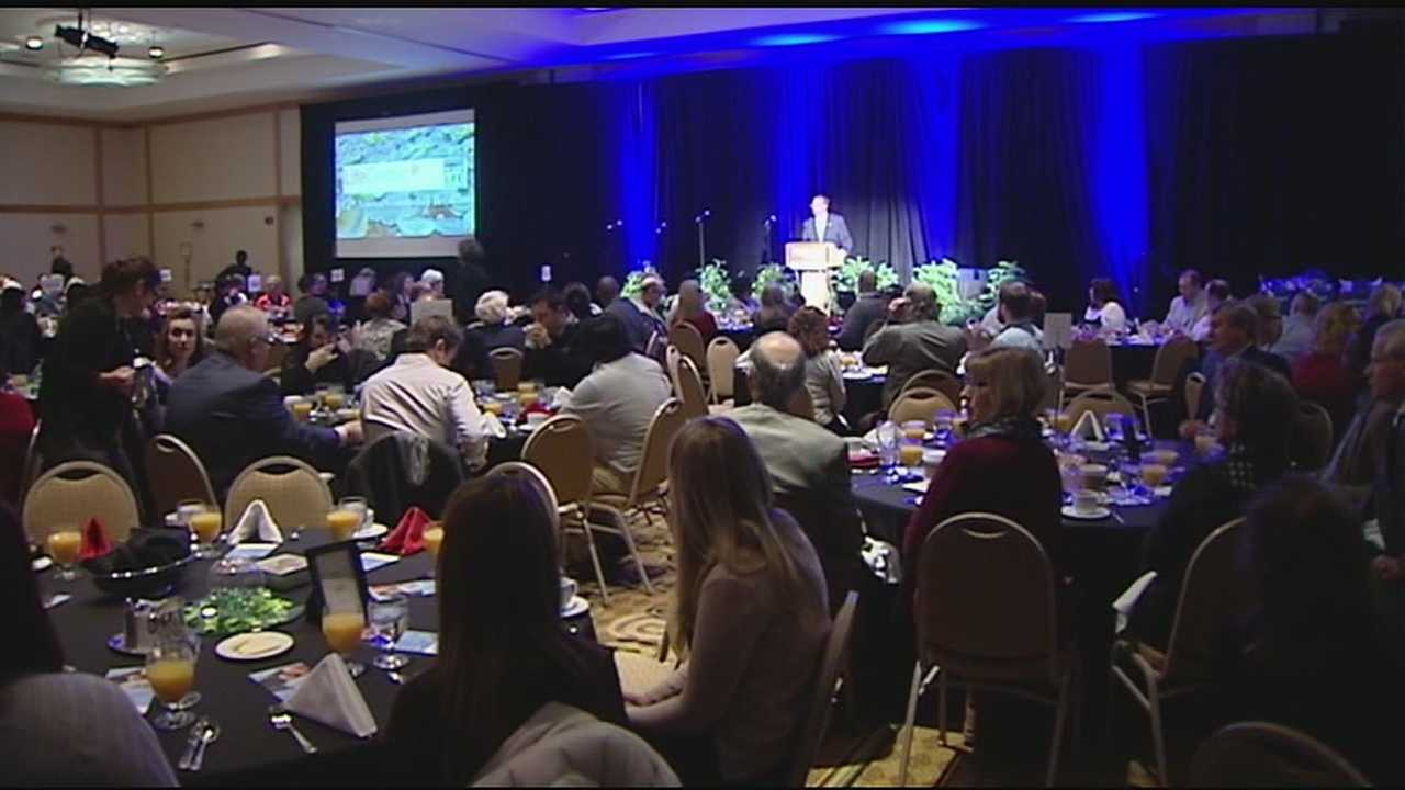 LifeCenter hosted its 12th annual community breakfast Thursday to honor those who have donated and promote the importance of donations.