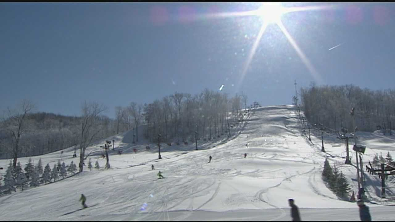 Christmas Came Early for Skiers at Perfect North Slopes. It's opening day for Perfect North Slopes and the owner Chip Perfect said because of the snow and cold, they were able to open 2-3 weeks ahead of schedule. Perfect said it is the earliest opening yet in their 35 years in business.
