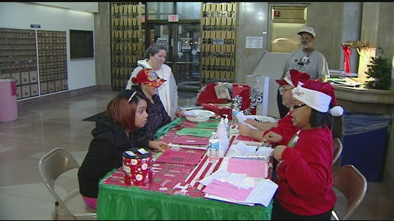 A Tri-State program aims at providing less fortunate children with a Christmas to remember by coupling their Christmas lists with families who want to help.