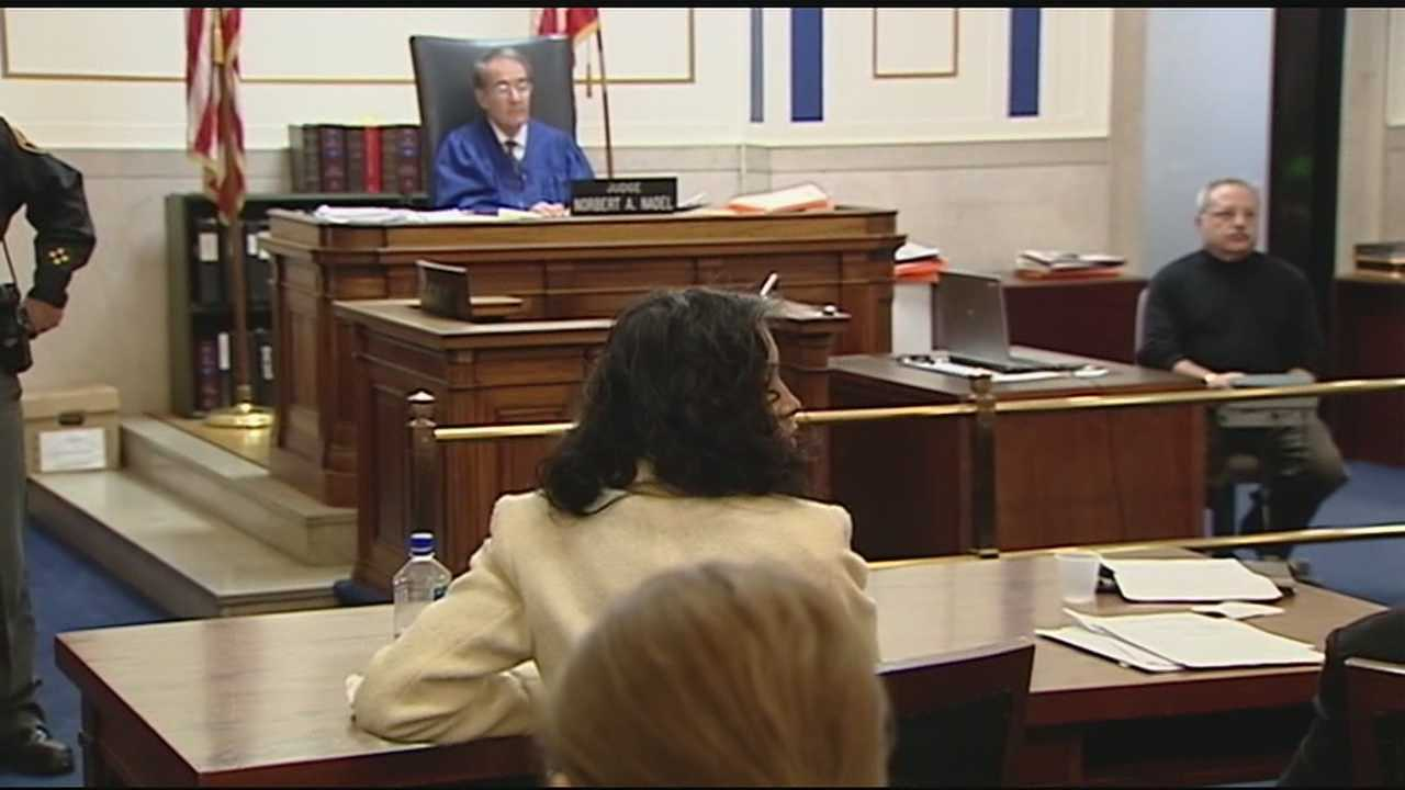 It was an unprecedented and extraordinary time in the annals of Hamilton County Courthouse justice Friday as suspended Juvenile Court Judge Tracie Hunter was sentenced to a six-month term in jail.