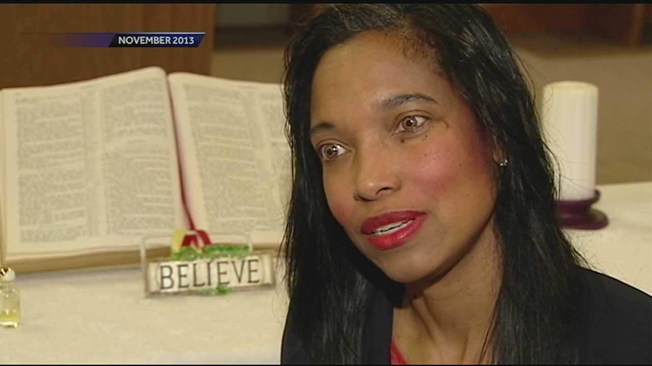 Tracie Hunter didn't say much after Friday's sentencing. But in a rare television interview in 2013 Hunter spoke very candidly about the trials she faced and what keeps her strong through it all.