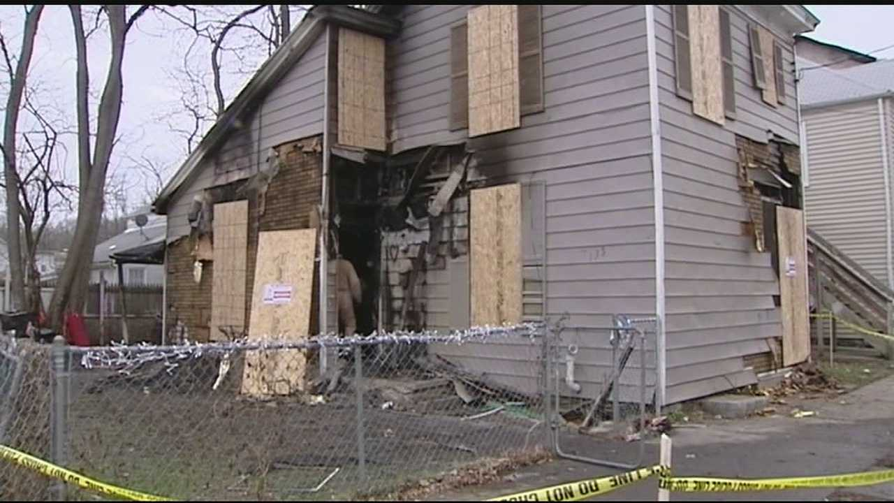 Fire investigators have determined that a Hamilton house fire that killed three children on Friday began in the living room. The cause is still under investigation.