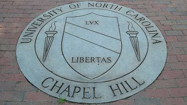 No. 3 - Chapel Hill, North Carolina