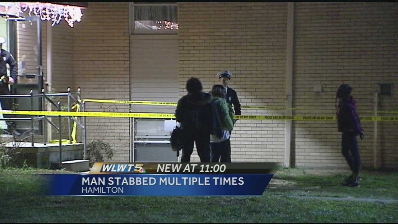 A man suffering from stab wounds required the help of Air Care due to the severity of the injuries. Police said the man was found shortly after 6 p.m. at an apartment on Stephens Street in Hamilton with multiple stab wounds.