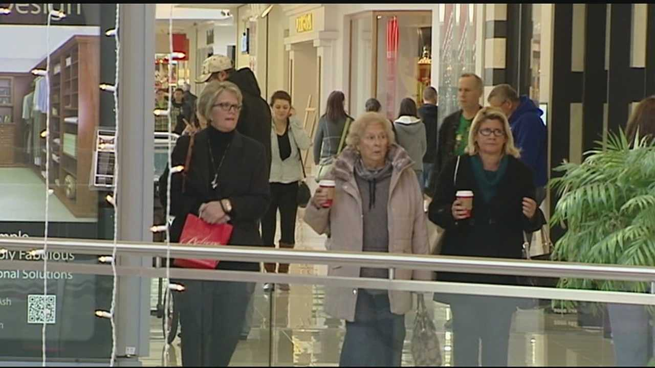 At Kenwood Town Center, people made it out as soon as the doors opened on Friday.