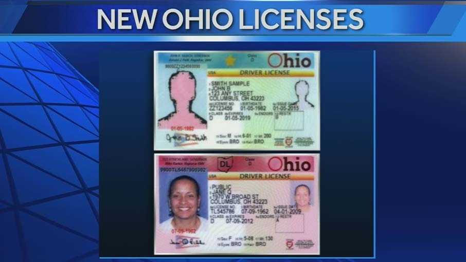 Ohio Drops Salmon Color From New Driver S Licenses