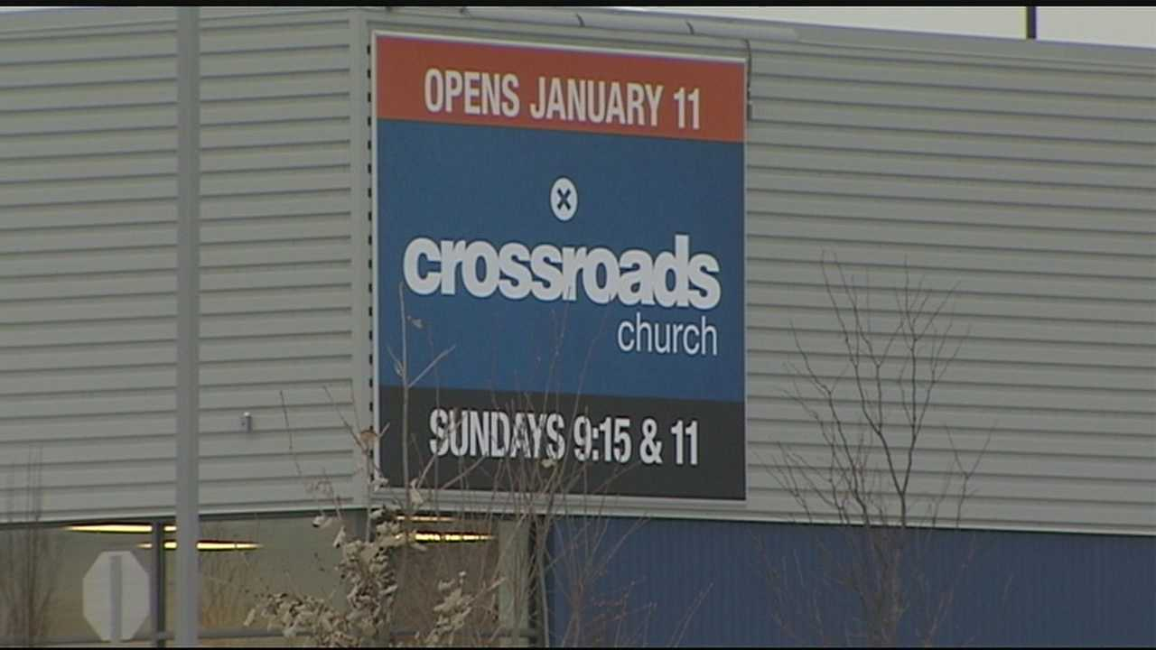 After years of planning, the doors to the Mason campus of Crossroads Church are officially opened.