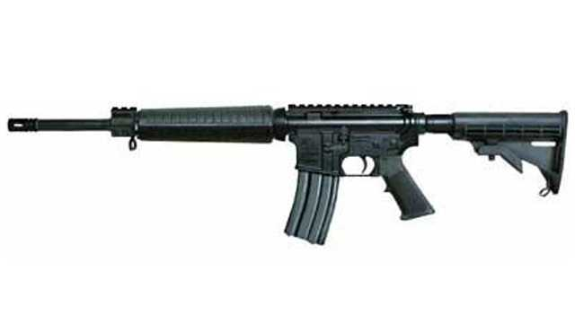 Cornell bought two M-15 assault rifles and 600 rounds of ammunition for $1,900 before being arrested.