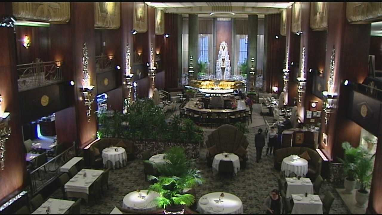 The restaurant is the only restaurant in Ohio to earn AAA's top honor.