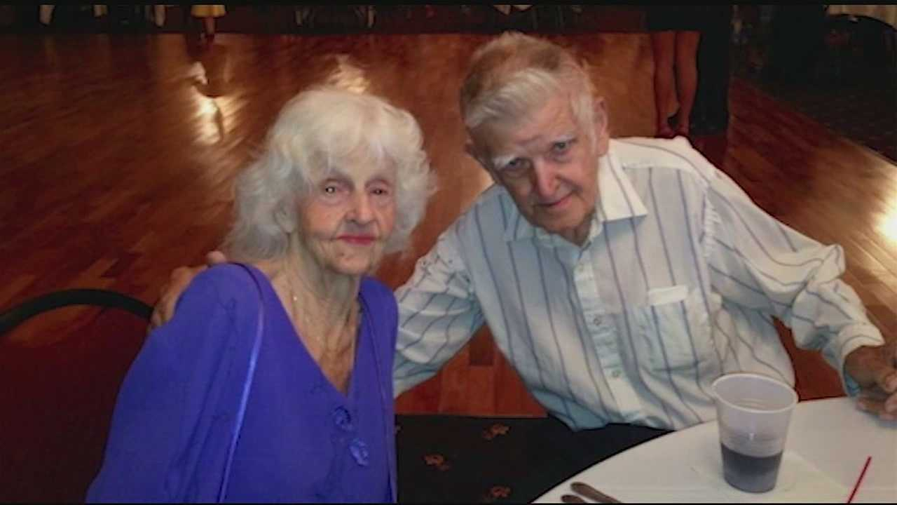 Ron and Ruth Evers died when their Jessup Road home caught fire and they couldn't escape.