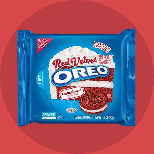 Oreo introduces a Red Velvet Oreo, just in time for Valentine's Day. Will it be your new favorite? Check out all of the other flavors in the following slides.